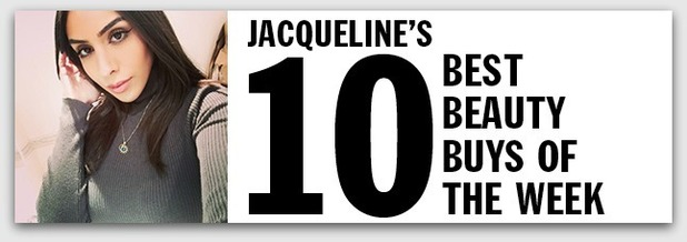 Jacqueline's Top Ten Best Beauty Buys