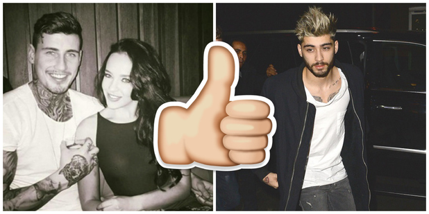 Singer Zayn Malik approves of his ex-girlfriend Steph Davis' relationship with Jeremy McConnell, 24th February 2016