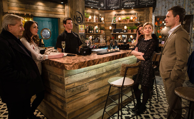 Corrie, Nick has offers for the Bistro, Fri 26 Feb