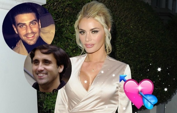 Chloe Sims, Jon Clark, Liam Gatsby - TOWIE love triangle? 26 February