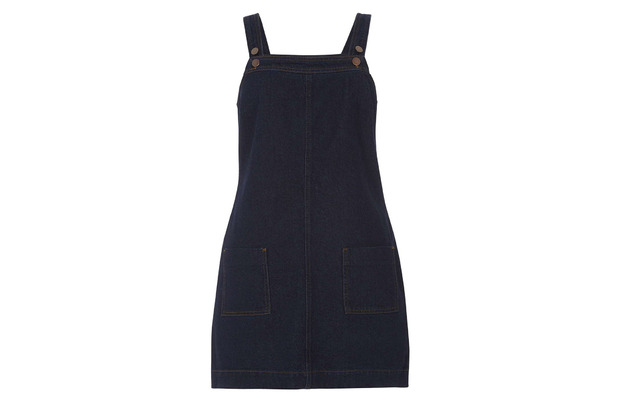 Pinafore dress Dorothy Perkins, £28, 24th February 2016