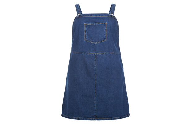 New Look Pinafore Dress £24.99, 24th February 2016