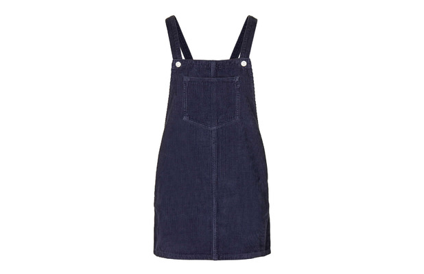 Pinafore Dress Topshop £39, 24th February 2016