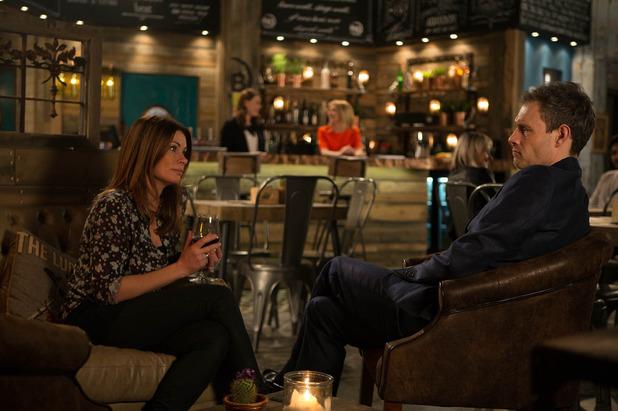 Corrie, Carla tries to persuade Nick, Mon 29 Feb