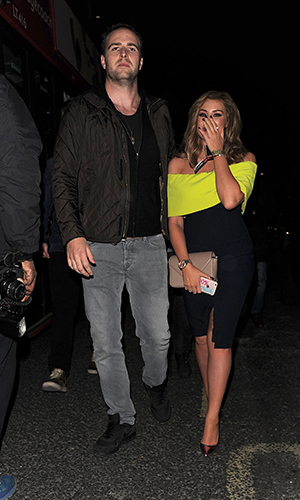 Celebrities attend The BRIT Awards 2016 (BRITs) - Justin Bieber afterparty at TAPE. London. UK Jessica Wright
