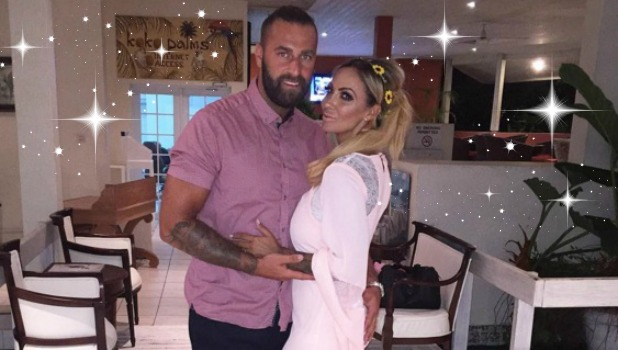 Jodie Marsh marks six months of marriage with husband James Placido 25 February