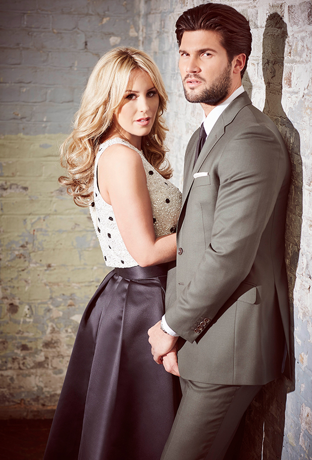 Kate Wright and Dan Edgar TOWIE series 17 official photos