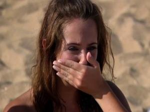 Gina sends Joe home, Ex On The Beach 1 March
