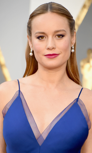 Brie Larson attends the 88th Annual Academy Awards at Hollywood & Highland Center on February 28, 2016 in Hollywood, California