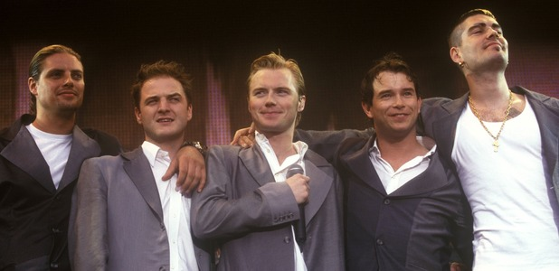 Boyzone, Party in The Park 1999