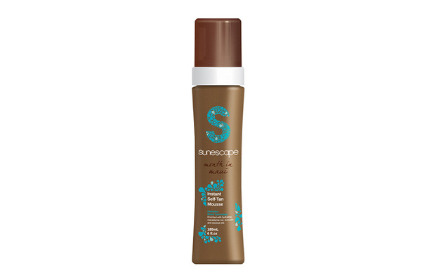 Sunescape Instant Self Tan Mousse £24, 29th February 2016