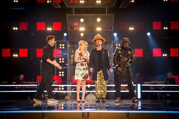 The Voice UK, Sat 5 Mar