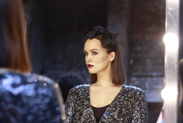 Britain's Next Top Model QVC shoot: Alex 'Lexi' Kelly