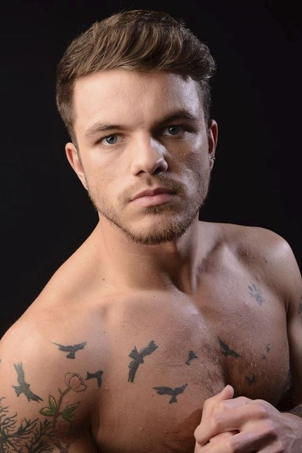 Nathan Turvey is a model so feels pressured to look good