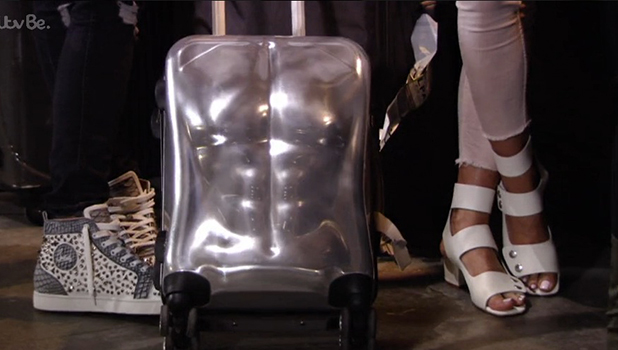 TOWIE Series 17, Episode 1 Bobby's suitcase