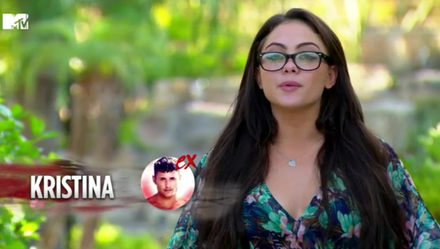 Ex On The Beach Series 4, Episode 7 Kristina decides she's leaving