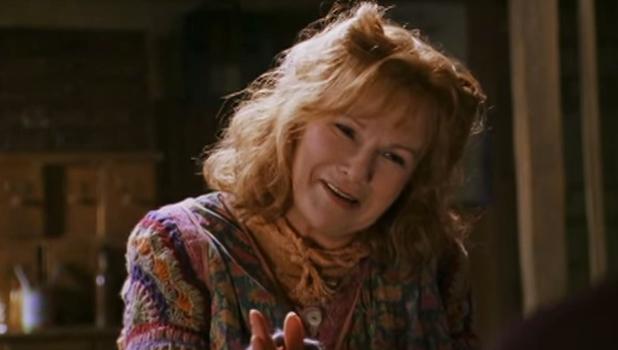Movie Mums: Mrs Weasley