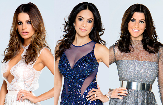 Real Housewives of Cheshire: Missé Beqiri, Seema Malhotra, Stacey Forsey.