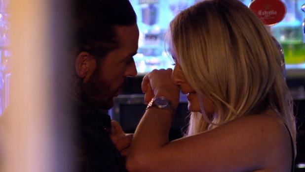 TOWIE Series 17, Episode 1 Danielle gets a text from Gemma about Lockie