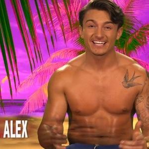 Alex Kippen, Ex On The Beach Extra 9 March