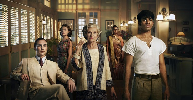 Indian Summers, series 2, Sun 13 Mar