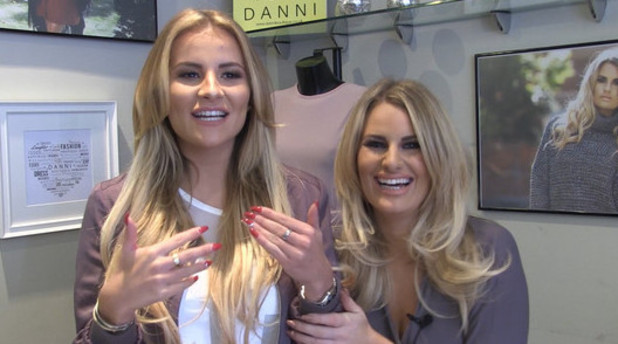Danielle Armstrong and Georgia Kousoulou talk about the recent Lockie and Courtney drama. 9 March 2016.