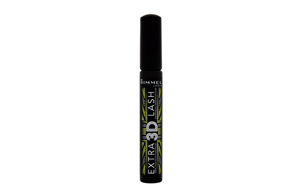 Rimmel London Extra 3D Lash Mascara Extreme Black £4.99, 9th March 2016