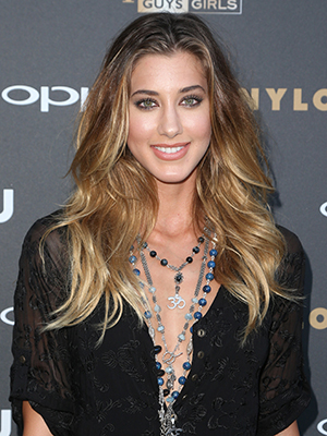 'America's Next Top Model' Cycle 22 Premiere Party Presented By OPPO And NYLON Jessica Serfaty