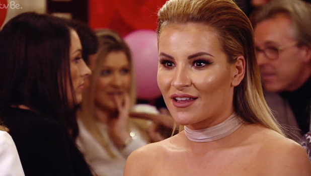 TOWIE Series 17, Episode 3: Georgia asks Courtney about rumour she's slept with Lockie 6 March 2016