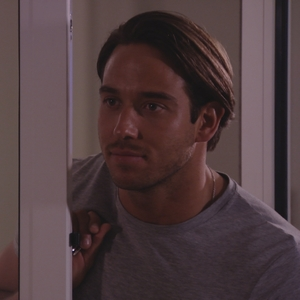 TOWIE: Lockie greets Danni. 16 March 2016.