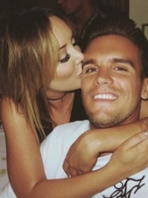 Charlotte Crosby gushes over Gary Beadle on Instagram 16 March