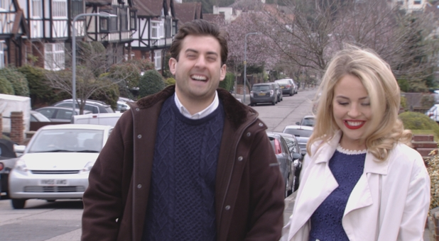 The Only Way Is Essex - Arg and Lydia go house-hunting. Sunday 20 March 2016.