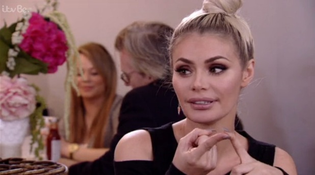 Chloe Sims confesses to kissing Liam Gatsby Blackwell and Jon Clark, TOWIE 200 episode 13 March