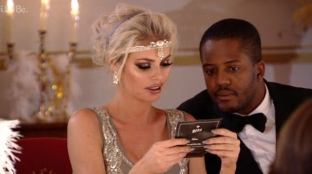 Chloe Sims reads rap from Liam Blackwell, TOWIE 200 episode 13 March