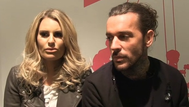 Danielle and Pete talk latest TOWIE drama in new video. 13 March 2016.