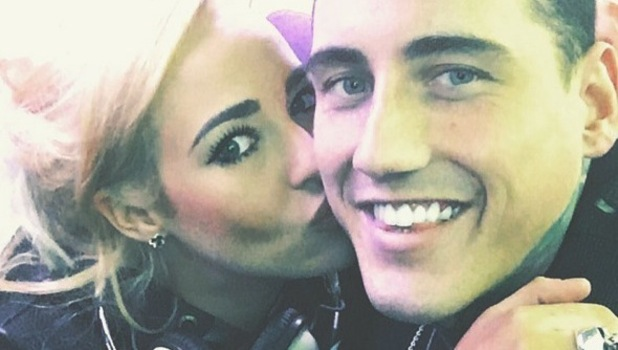 Stephanie Davis declares love for Jeremy McConnell on Instagram 17 March