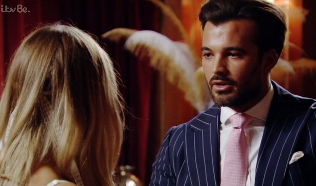 Chloe Meadows clashes with Mike Hassini, TOWIE 200 episode 13 March