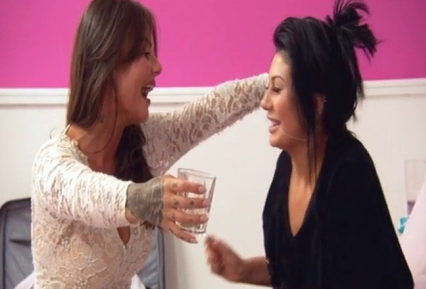 Chantelle Connelly and Chloe Ferry, Geordie Shore Series 12, Episode 1 15 March