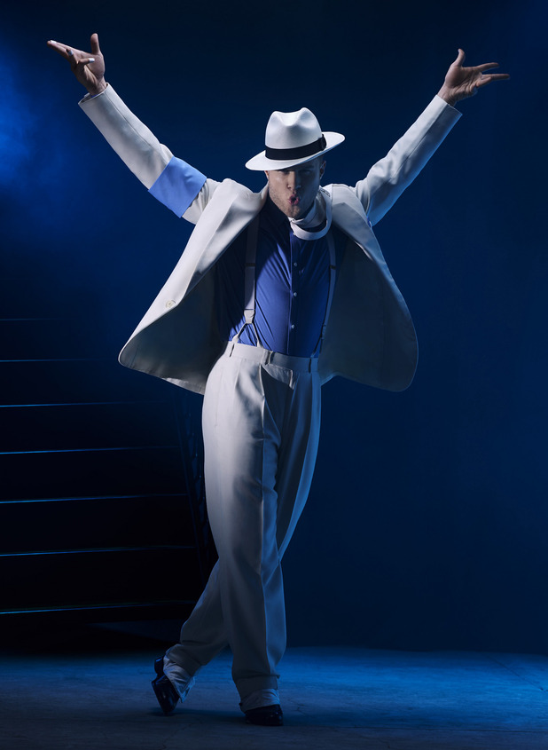 how to dance smooth criminal
