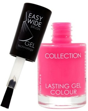 Collection Lasting Gel Nail Polish in Think Pink