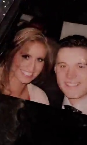 Ferne McCann shares old photos of her and ex Charlie Sims, Snapchat 23 March