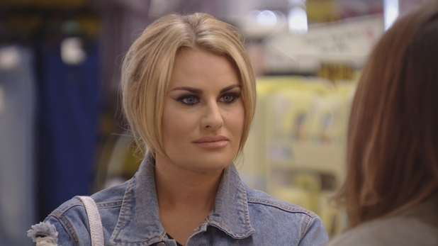 TOWIE Series 17, Episode 9 Danielle Armstrong