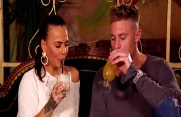 Scotty T and Chantelle Connelly,  Geordie Shore Series 12, Episode 3 29 March