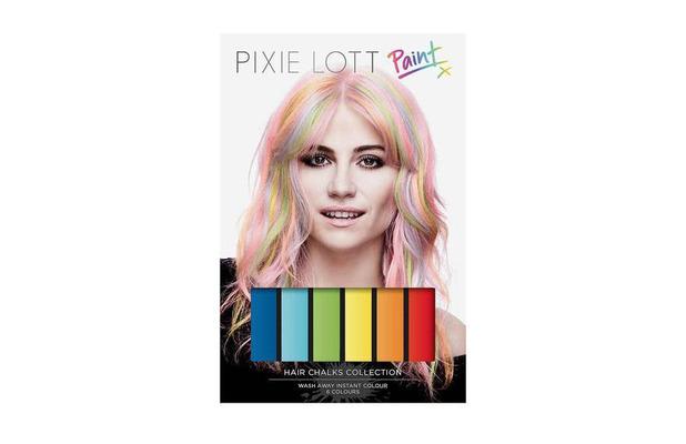 Pixie Lott Paint x6 Hair Chalks £4.99, 21st March 2016