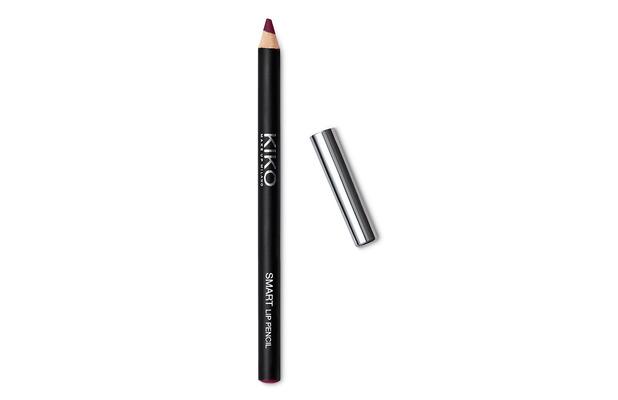 KIKO Smart Lip Pencil in Rouge Noir 710, £2.50, 22nd March 2016