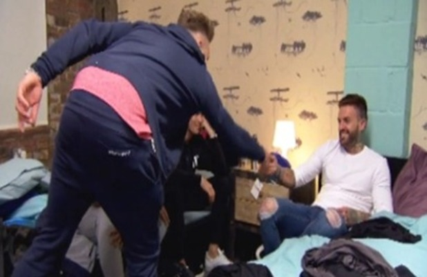 Scotty T backs out of date with Chantelle Connelly - Aaron Chalmers wins, Geordie Shore Series 12, Episode 2 22 March