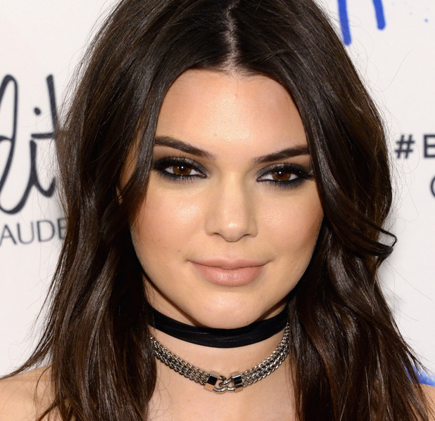 Kendal Jenner launches Estee Lauder's new fragrance, The Estee Edit, New York 23rd March