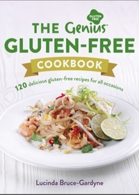 The Genius Gluten Free Cookbook by Lucinda Bruce-Gardyne