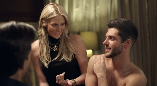 Made In Chelsea series 11 trailer - Steph and Alex. 30 March 2016.