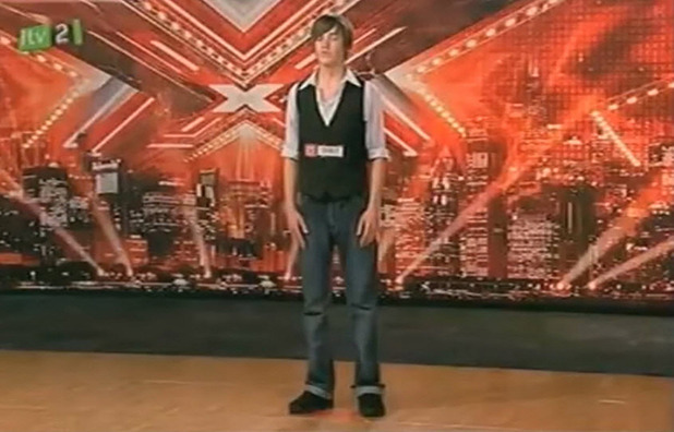 Liam Payne's 2008 X Factor audition Broadcast on 28/09/08 on ITV2.